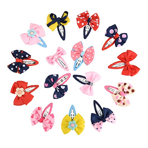 eBoot Barrettes Bowknot Children Styles