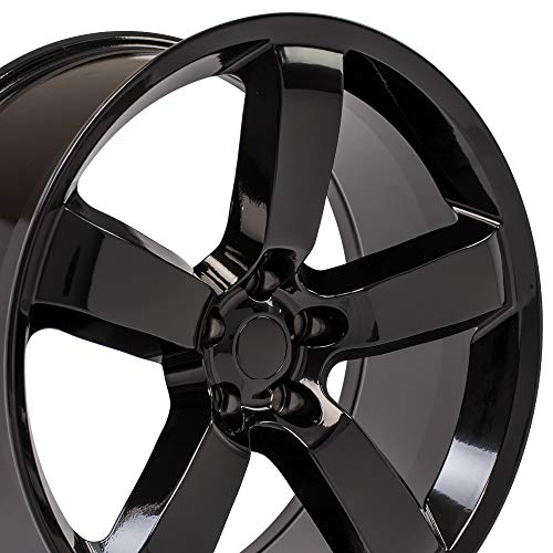 2007 dodge charger srt8 wheels - 1