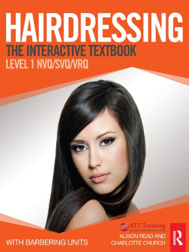 Duty Professional Level (Hairdressing: Level 1: The Interactive Textbook)