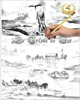 Le Trône De Fer Game Of Thrones Edition Limitee Livre Coloriage