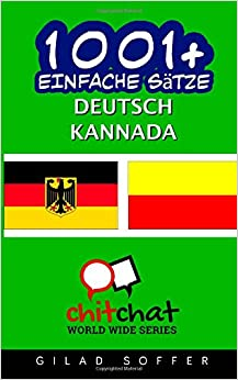 1001+ Einfache Sätze Deutsch - Kannada
