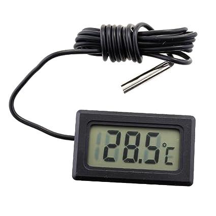 DDG EDMMS - Termómetro digital electrónico para medir la temperatura del agua. Se puede utilizar
