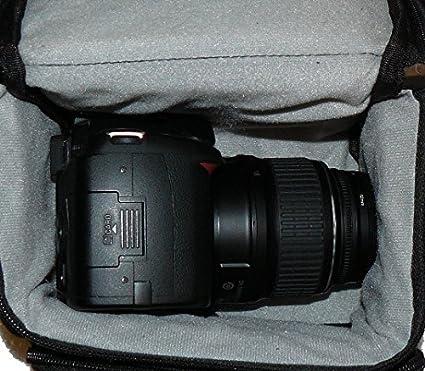 Zubeh/ör Starterset f/ür Sony Cyber-shot DSC-HX350 equipster Folie modische Kameratasche S2004 Star rot