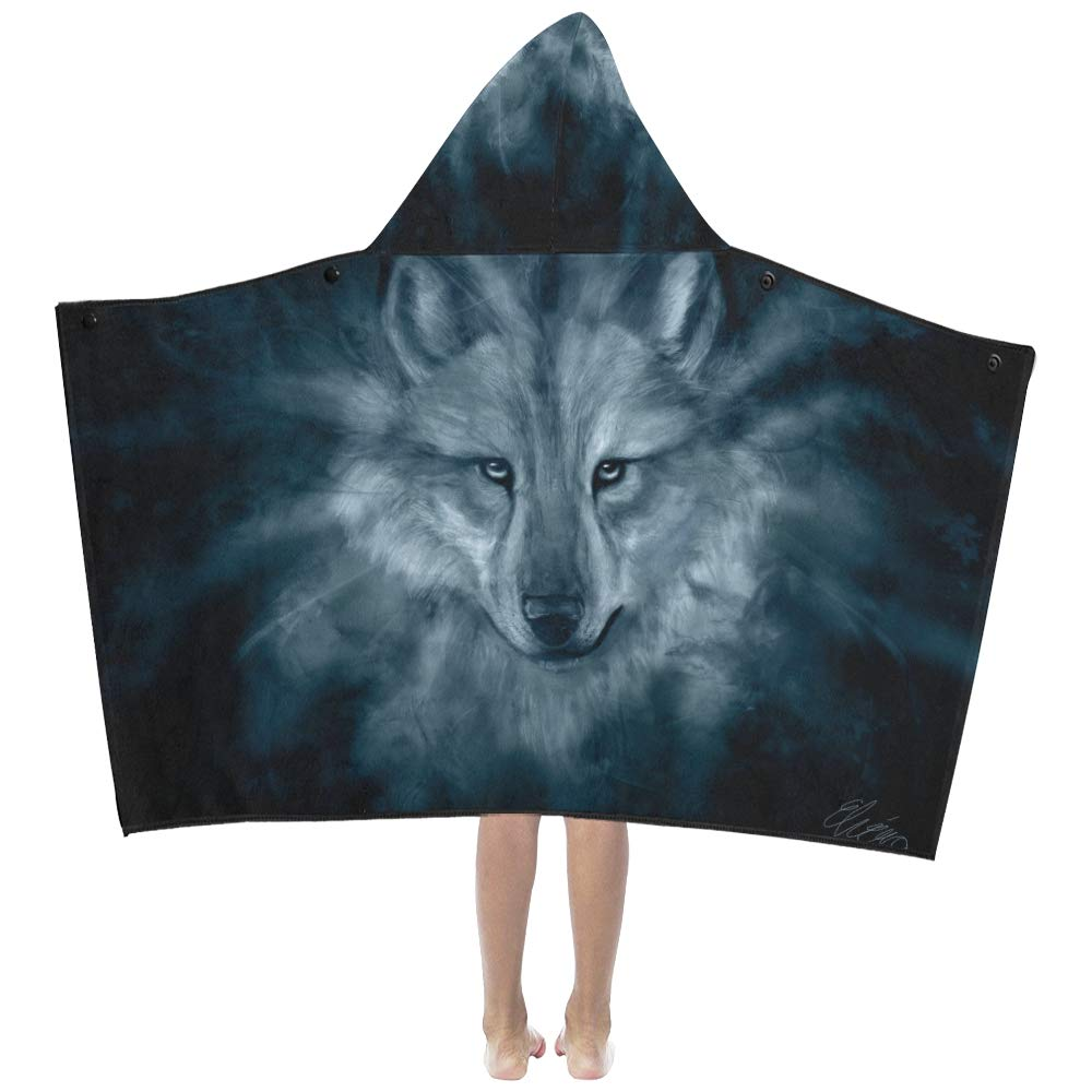 Amazon Com Weighted Blanket For Kids Download Wolf Spirit