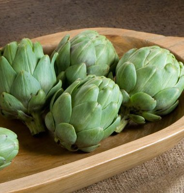 David's Garden Seeds Artichoke Imperial Star D2120A (Green) 25 Organic Seeds