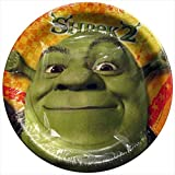 Shrek 2 Large Paper Plates (8ct)