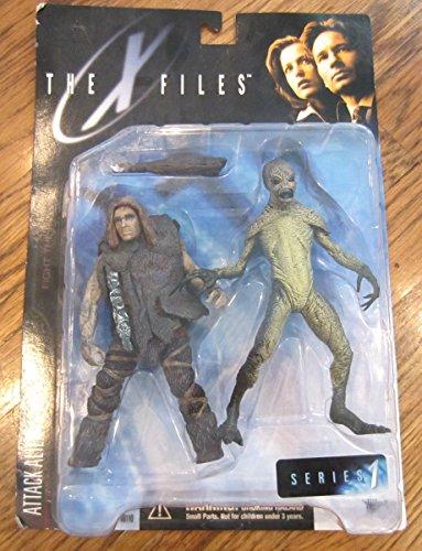 McFarlane Toys The X Files - Attack Alien Figure (Files Toys X)