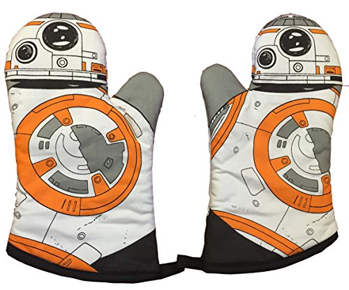 Star Wars BB-8  Oven Mitts - Set of 2 by Star Wars