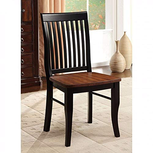 Venetian Worldwide Earlham I 2-Piece Dining Chairs Set (Worldwide Furniture)