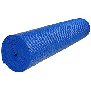 J Fit 72-inch Pilates Mat, Blue