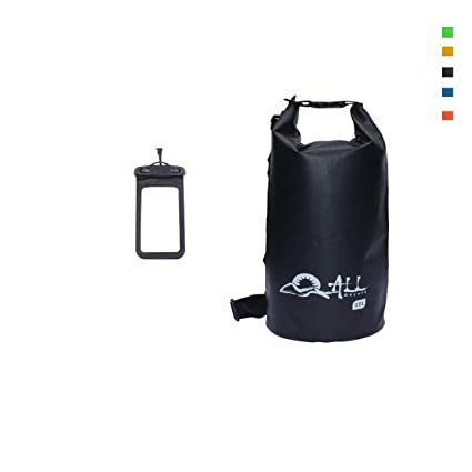 114bbde800 ALLBEYOND 500D 5L 10L 20L 30L Tarpaulin PVC Waterproof Dry Bag Roll Top Sack  Keeps Gear Dry for ...