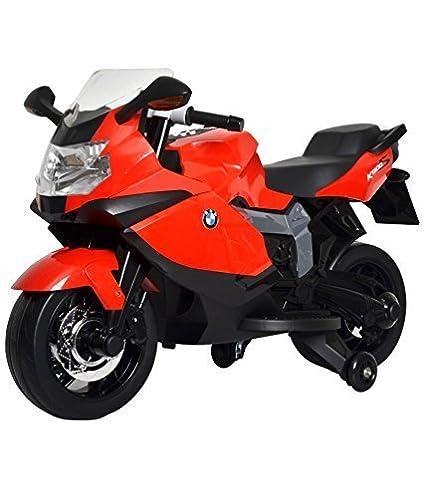 Buy BMW Ride-on BMW Bike - Licensed BMW K1300S Model (Red) Online at ...