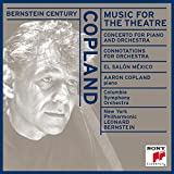 Copland: Music for the Theatre / Piano Concerto