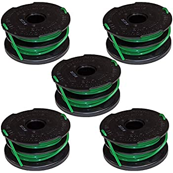 Black and Decker Pack of OEM Replacement Dual-Line Spool # EFD-080-3PK