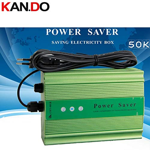 Pukido 50kW to load power source save 15-40% power 110-220V home electicity power saver energy saver home use power…