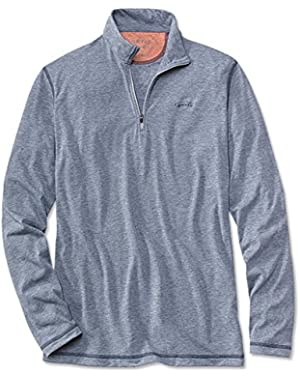 Drirelease Long-sleeved Zipneck Casting Shirt