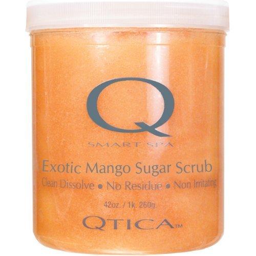 Qtica Smart Spa Sugar Scrub Exotic Mango 44 oz