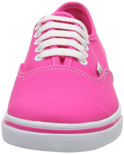 Adulte Pro neon Lo pink Glo Basses Pink Authentic Vans Mixte neon Glo U Rosa xIzwPF