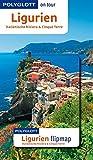 POLYGLOTT on tour Reiseführer Ligurien, Italienische Riviera, Cinque Terre: Polyglott on tour mit Flipmap