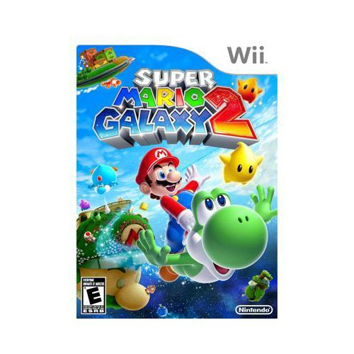 New Nintendo Super Mario Galaxy 2 Action/Adventure Game Complete Product Standard 1 User Retail Wii