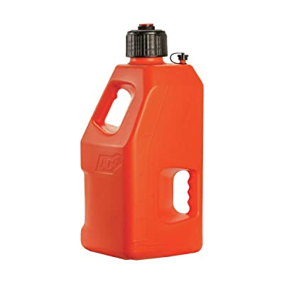 LC LC2 Utility Jug (5 Gallon) (Orange): Automotive