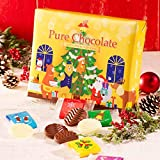 【ROYCE'】ロイズ クリスマス限定デザイン ピュアチョコレート クリーミーホワイト&ミルク 【北海道・期間数量限定】