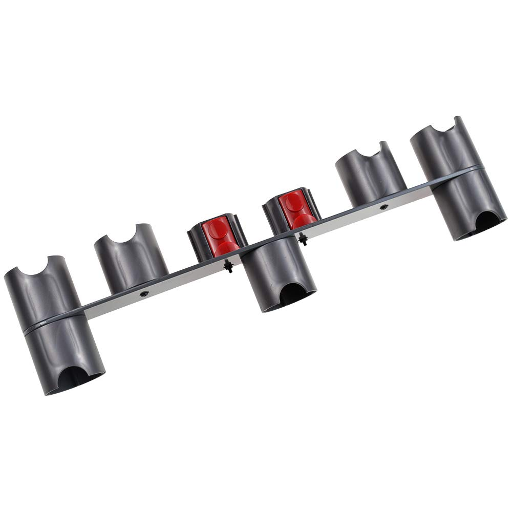 DerBlue Docks Station Accessory Holders Fit for Dyson V10 Vacuum Cleaner(Seven adapters)