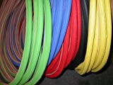 Duro 700X25C Colored Tire - ORANGE, For 700C Wheels of Fixie Fixed Gear Road Bikes