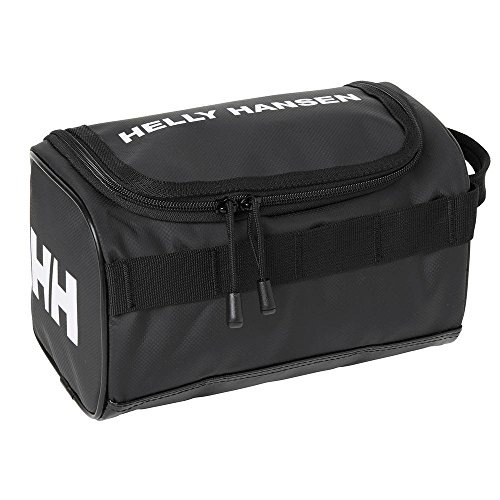 Helly Hansen Unisex Classic Durable Waterproof Duffel Bag, Black, One Size