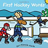 First Hockey Words, Per Henrik Gurth, 1771381140