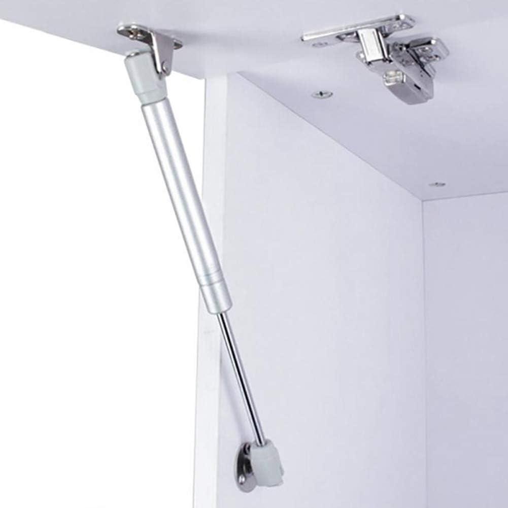 Soporte neum/ático armarios de Cocina 1 bisagra para Muebles Elevador de Puerta nulala Barra de Apoyo hidr/áulico Resorte de Gas hidr/áulico 200N