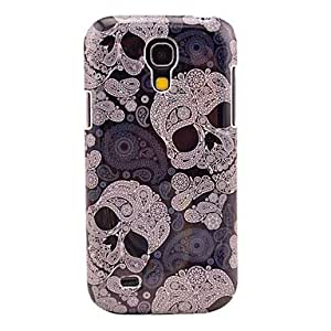 Gt Cool Skull Hard Back Cover Case for Samsung Galaxy S4 Mini I9190