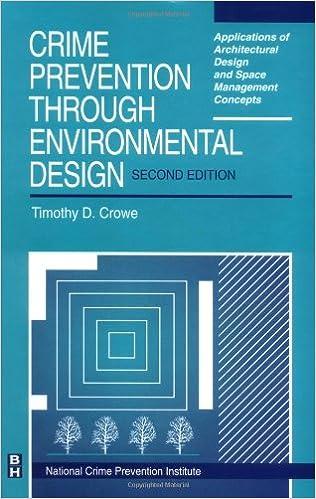 Crime Prevention Through Environmental Design, Second Edition 2nd Edition