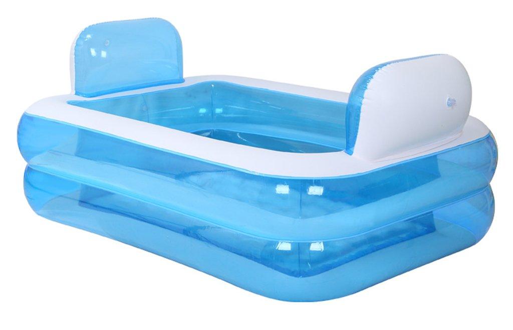 PIGE Tubble Aufblasbare Badewanne Erwachsene Gr ouml szlig e Portable Home Spa Baby Early ...
