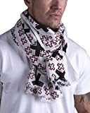 Men's No Fear Cross Adventure Natural Cotton Scarf
