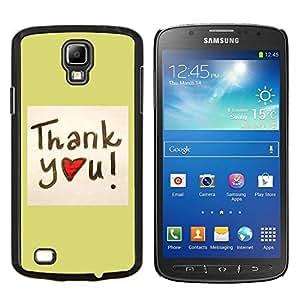 TECHCASE---Cubierta de la caja de protección para la piel dura ** Samsung Galaxy S4 Active i9295 ** --Gracias