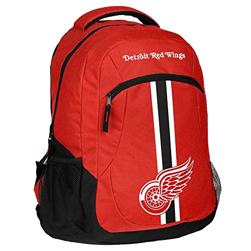 - Detroit Red Wings Action Backpack