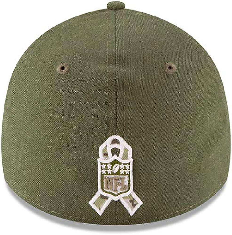 New Era Minnesota Vikings 9twenty Adjustable Cap On Field 2018 Salute to Service