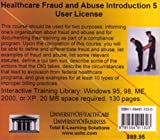 Healthcare Fraud and Abuse Introduction 5 Users : Healthcare Billing Compliance Training and Planning for Small Practices to Hospitals and Health Systems, for Doctors, Nurses, Dentists, Therapists, Podiatrists, Osteopaths, Physicians Assistants, Practice Administrators, Compliance Officers, and All Allied Health Professionals, Farb, Daniel, 1594911320