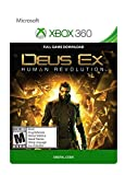 Deus Ex: Human Revolution - Xbox 360 Digital Code