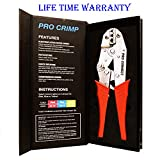 Best Automotive Wire Crimpers - Pro Crimp, Crimping Tool 4 Heat Shrink Wire Review