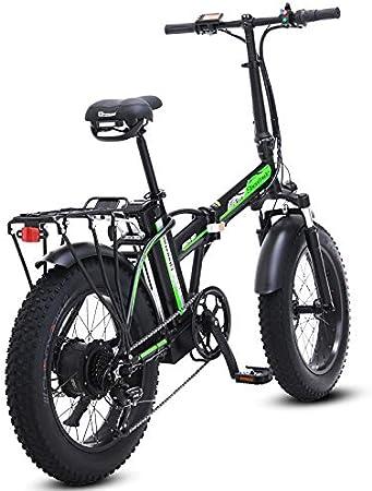 SHIJING Bicicleta eléctrica 4.0 Grasa de neumáticos bikeebike ...