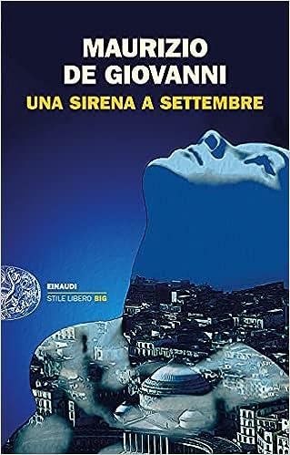 Una sirena a settembre, libro