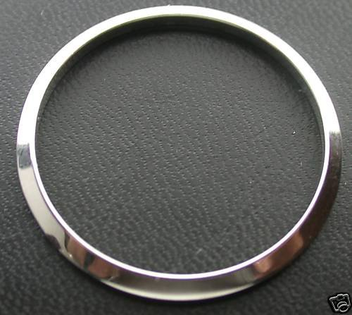 Plain bisel para Tudor Prince Oyster FECHA 34 mm reloj: Amazon.es: Relojes