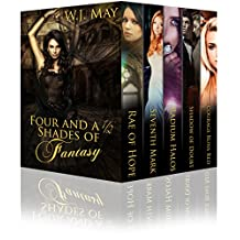 Four and a Half Shades of Fantasy Anthology: 4 Paranormal Romance & Urban Fantasy Books; including vampire, werwolves, witches, tattoos, supernatural powers and more