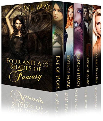 """From USA Today bestselling author W.J. May, comes a boxset of first books in her international bestselling series!""""One day, you will be old enough to start reading fairytales...""""RAE OF HOPE – THE CHRONICLES OF KERRIGANHow hard do you have to shake th..."""