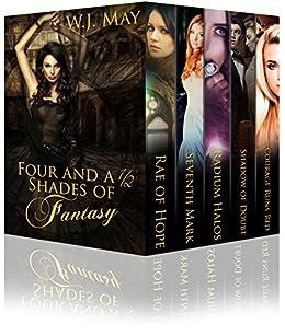 Four Half Shades Fantasy Anthology ebook