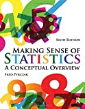Making Sense of Statistics-6th Ed 6th Edition