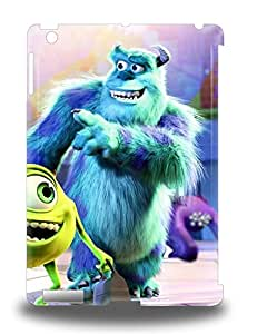 Ipad Air Hard 3D PC Case With Awesome Look American Monsters University ( Custom Picture iPhone 6, iPhone 6 PLUS, iPhone 5, iPhone 5S, iPhone 5C, iPhone 4, iPhone 4S,Galaxy S6,Galaxy S5,Galaxy S4,Galaxy S3,Note 3,iPad Mini-Mini 2,iPad Air )