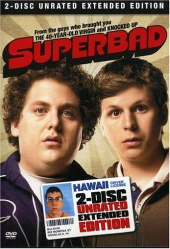 Superbad (Two-Disc Unrated Extended Edition) by Sony Pictures Home Entertainment (Sony Pictures Home Entertainment)